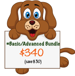 Basic/Advanced Puppy Bundle